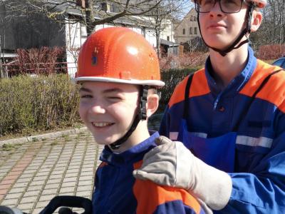 Jugendfeuerwehr Niederwürschnitz - Strahlrohrtraining