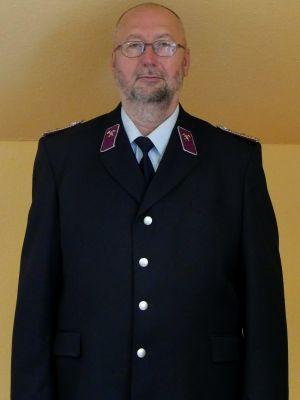 Oberbrandmeister André Schnerrer - 1. Gerätewart (Verantwortlicher Gerätewart)