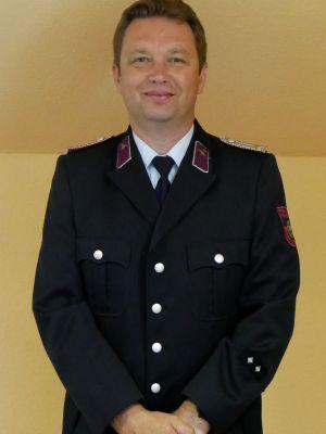 Brandmeister Thilo Bach - Stellvertretender Wehrleiter