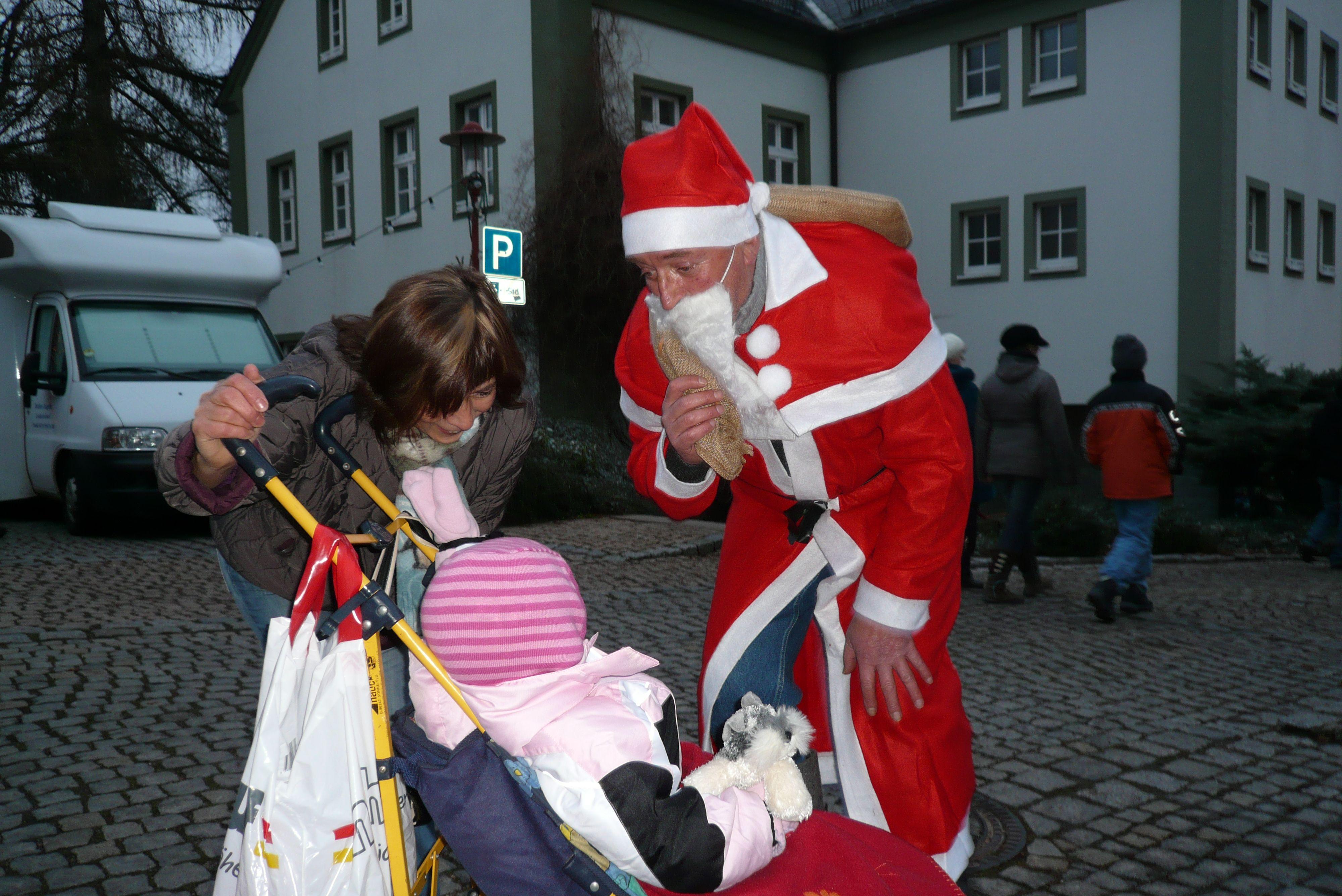 Weihnachtsmarkt Niederwürschnitz